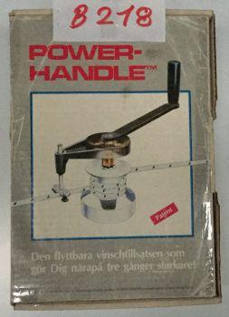 Power Handle Spilhåndtag