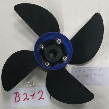 Propeller Forsk dim B210-215