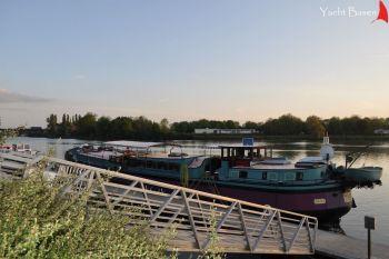 Husbåd - Flodpram